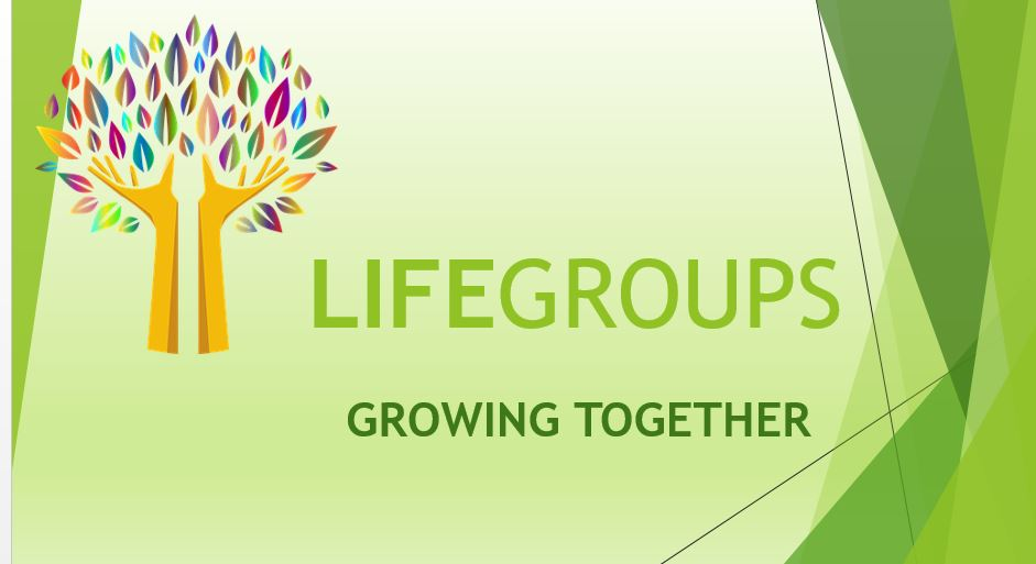 Lifegroups 1